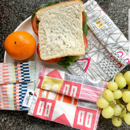 Reusable Lunch Snack Pockets